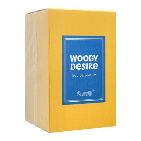Surrati Woody Desire Eau De Parfum, Fragrance For Men, 100ml