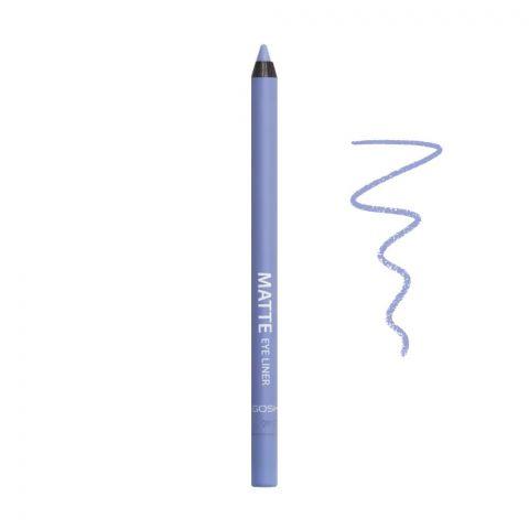 Gosh Waterproof Matte Eye Liner, 006 Ocean Mist