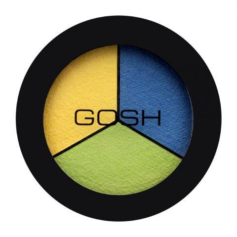 Gosh Trio Eyeshadow, TR20 Tropic Fever