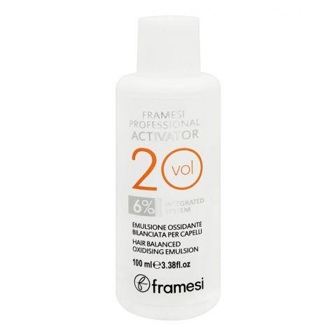 Framesi Professional Activator, 6%, 20 Vol, 100ml