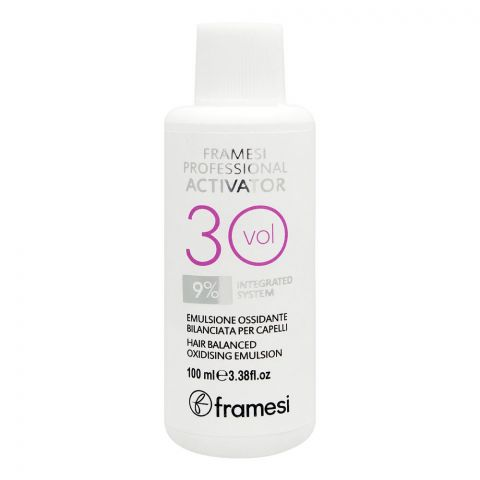 Framesi Professional Activator, 9%, 30 Vol, 100ml