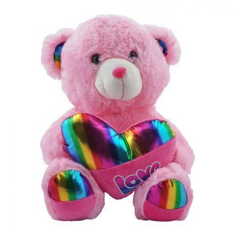 Live Long Stuffed Bear, 40cm, 1646-1-N