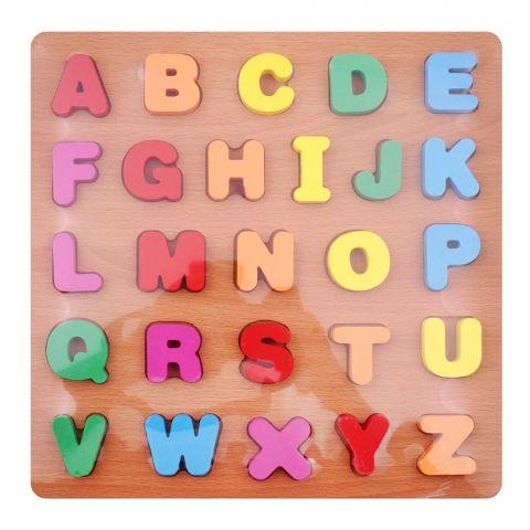 Live Long Alphabet Puzzle, 4-2305-14