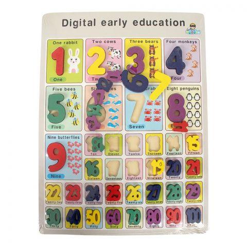 Live Long Educational Puzzle, 4-2305-2