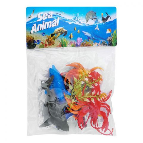 Live Long Sea Animals Set, HC689-22