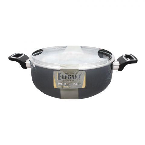 Elegant Smart Choice Wok, 24cm, EH0206