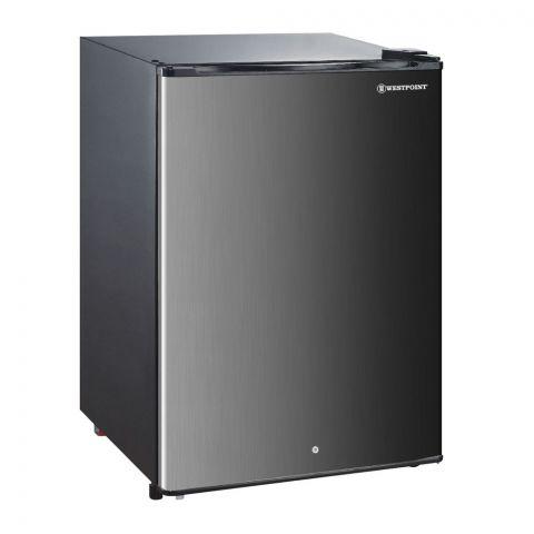 West Point Refrigerator, 75 Liters, 3 Cuft, WF-204SS