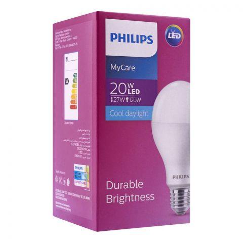 Philips Mycare LED Bulb, 20W, E27 Cap, Cool Daylight