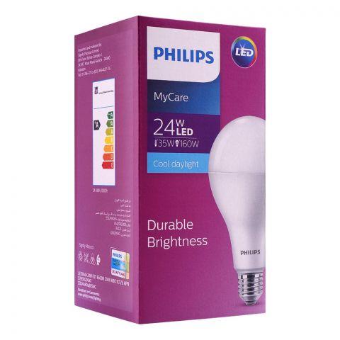 Philips Mycare LED Bulb, 24W, E27 Cap, Cool Daylight