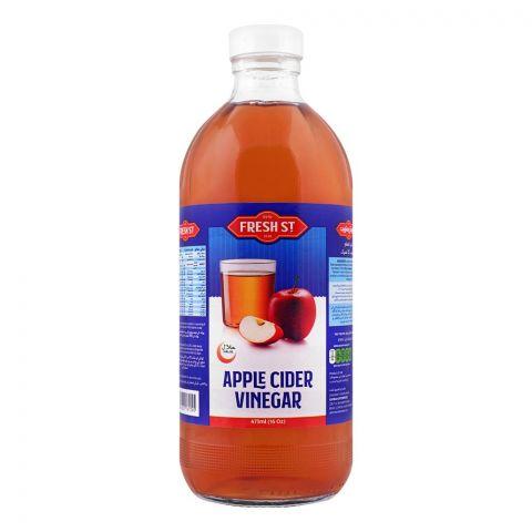 Fresh Street Apple Cider Vinegar, 473ml