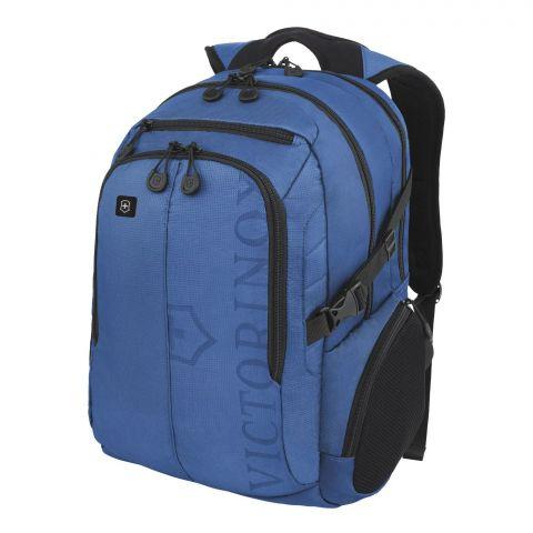 Victorinox Pilot Laptop Backpack With Tablet Pocket, Blue, 31105209