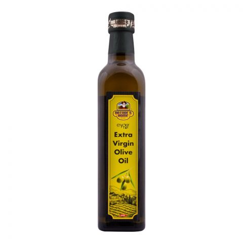 Nature's Home Extra Virgin Olive Oil, 500ml