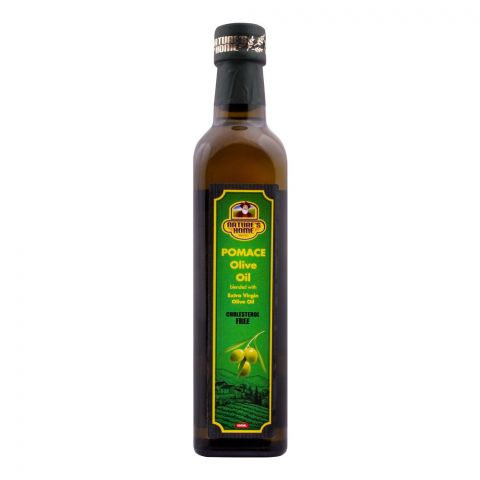 Nature's Home Pomace Olive Oil, 500ml