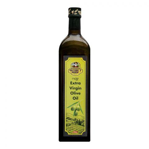 Nature's Home Extra Virgin Olive Oil 1000ml Bottle