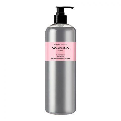 Valmona Powerful Solution Black Peony Seoritae Nutrient Conditioner, 480ml