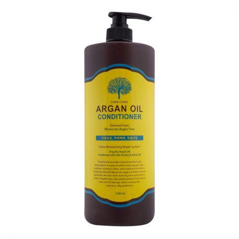 Char Char Argan Oil Conditioner, 1500ml