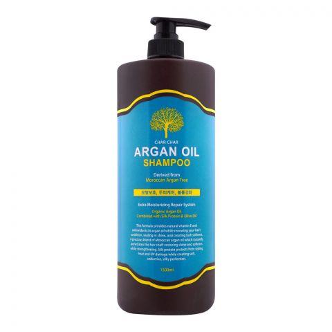 Char Char Argan Oil Shampoo, 1500ml