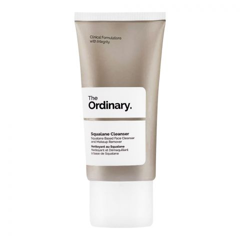 The Ordinary Hydrators & Oils 100% Plant-Derived Squalane Cleanser, 150ml