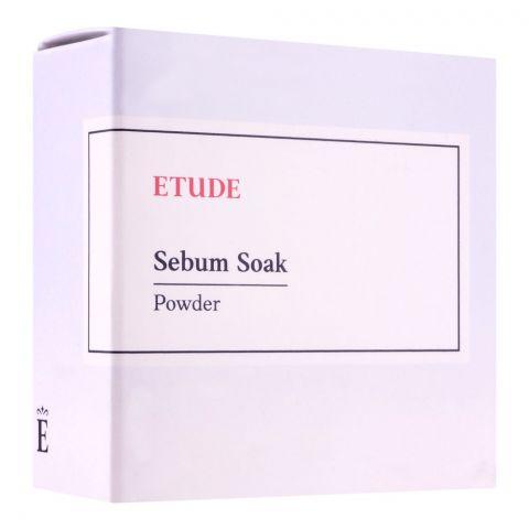 Etude House Sebum Soak Powder