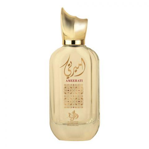 Al Wataniah Ameerati Khususi Eau De Parfum, Fragrance For Men, 100ml