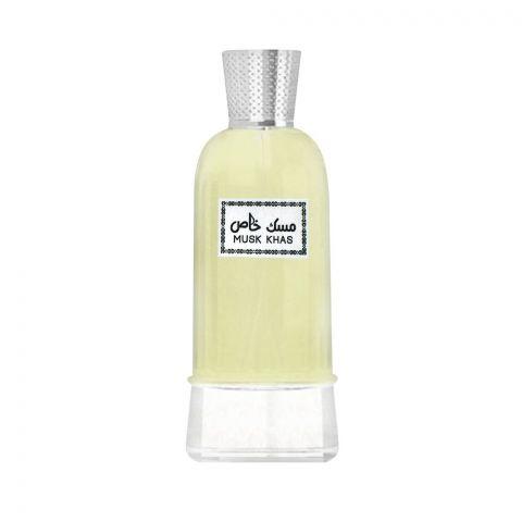 Al Wataniah Musk Khas Eau De Parfum, Fragrance For Men, 100ml