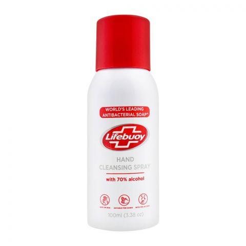 Lifebuoy Hand Cleansing Spray, 100ml
