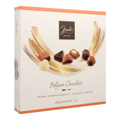 Hamlet Classic Belgian Pralines Chocolates, 200g