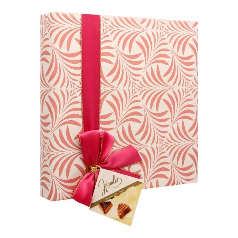 Hamlet Festive Line Pralines Chocolates, Pink, 200g