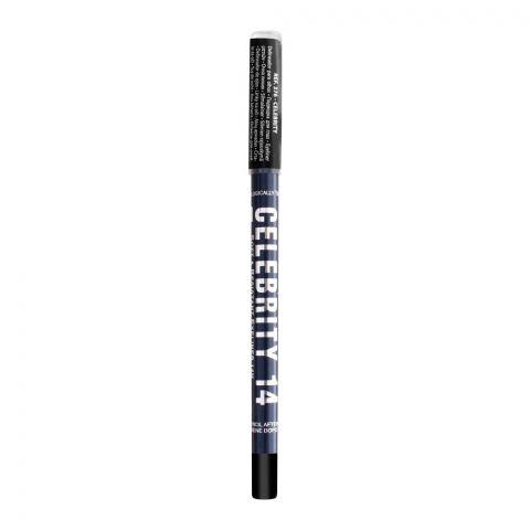 Karaja Celebrity Soft & Resistant Eyeliner, No. 14