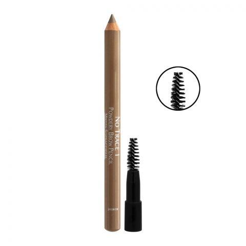 Karaja, No Trace Powdery Brow Pencil, No. 1