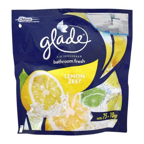 Glade One For All Lemon Zest Bathroom Air Freshener, 85g