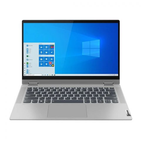Lenovo IdeaPad Flex 14 Laptop, Core i5-1135G7 8GB RAM, 256GB SSD, 14 Inches FHD IPS Display. Windows 10 Home, Graphite Grey