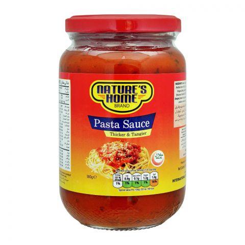 Nature's Home Pasta Sauce, 380g