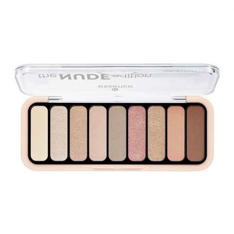 Essence The Nude Edition Eyeshadow Palette, 10 Pretty In Nude