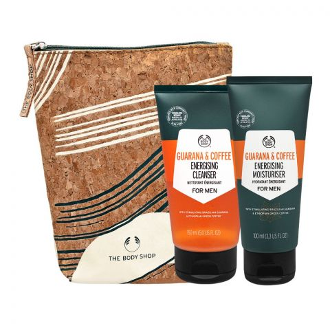 The Body Shop Gent's Energised Skin Kit, 97825