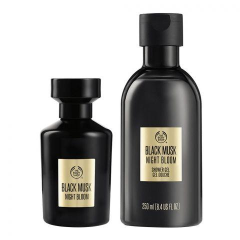 The Body Shop Black Musk Night Bloom Big Gift Box, 97804
