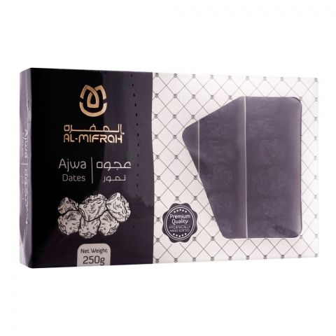 Al-Mifrah Ajwa Dates, 250g