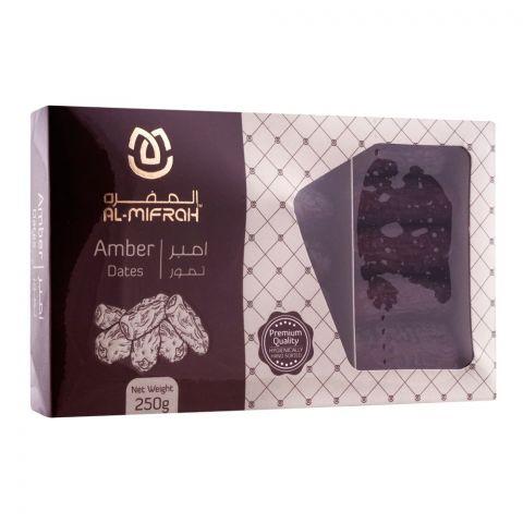 Al-Mifrah Amber Dates, 250g