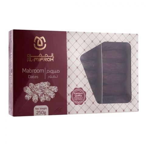 Al-Mifrah Mabroom Dates, 250g