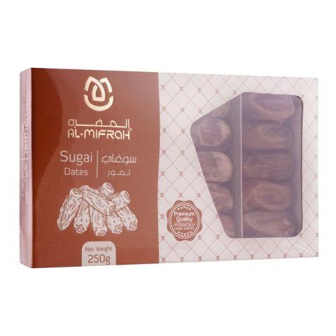 Al-Mifrah Sugai Dates, 250g