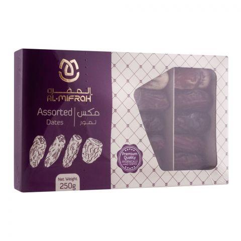 Al-Mifrah Assorted Dates, 250g