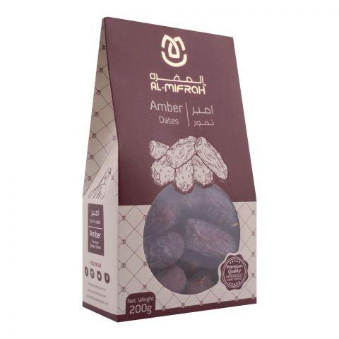 Al-Mifrah Amber Dates, 200g