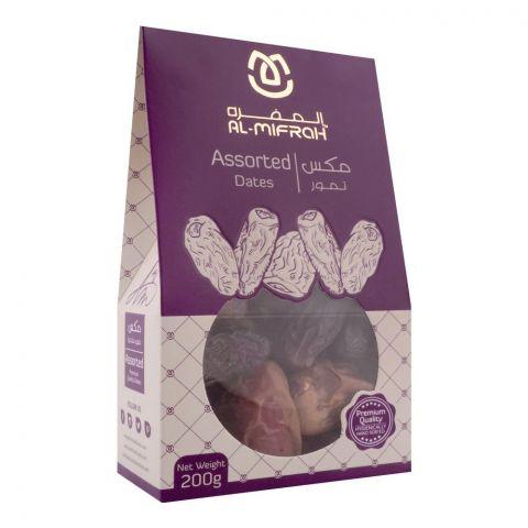 Al-Mifrah Assorted Dates, 200g