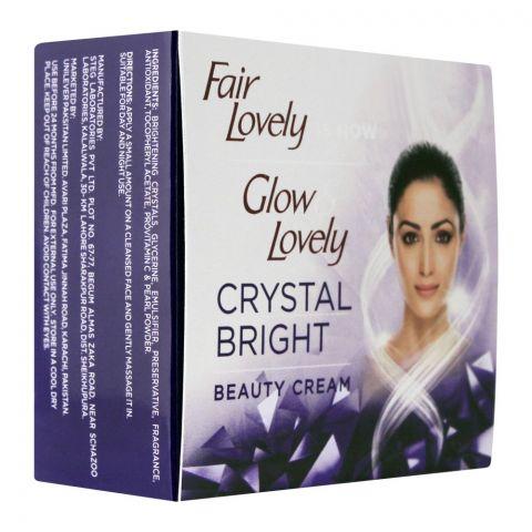 Glow & Lovely Crystal Bright Beauty Cream, 25g