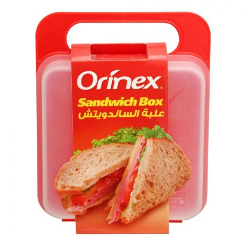 Orinex Sandwich Box