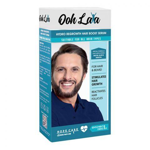 Ooh Lala Hydro Regrowth Hair Boost Serum, All Skin Types, 100ml