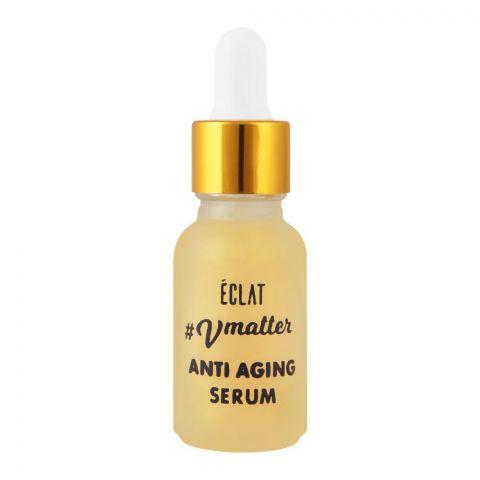 Eclat #Vmatter 24K Gold Vitamin Anti Aging Serum, 15ml