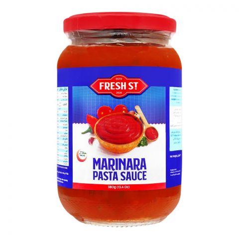 Fresh Street Marinara Pasta Sauce, 380g