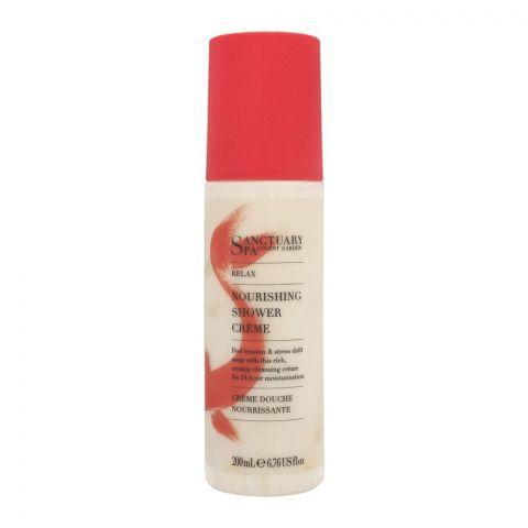 Sanctuary SPA Relax Nourishing Shower Cream, 200ml