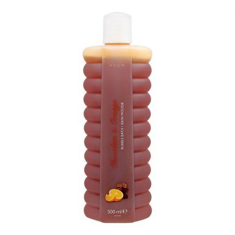Avon Chocolate & Orange Bubble Bath, 500ml